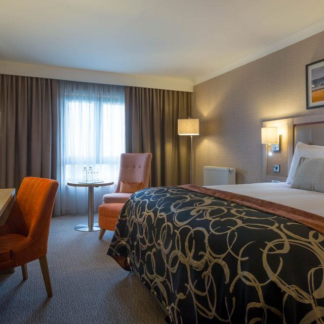 Executive room at Clayton Hotel Belfast