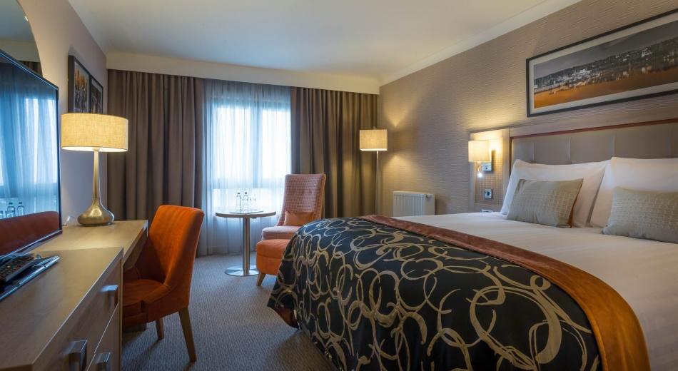 Executive room at Clayton Hotel Belfast