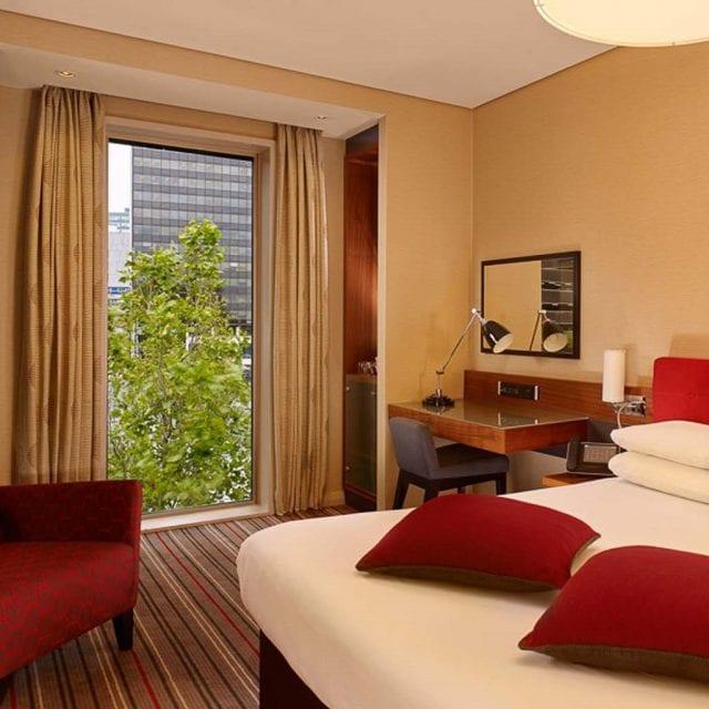 City Rooms at Clayton Hotel Birmingham