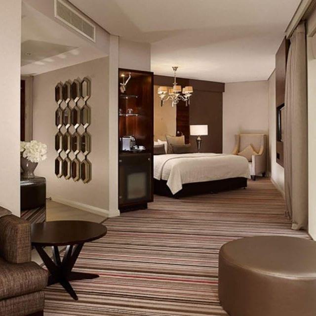 Hotel Suite at Clayton Hotel Birmingham