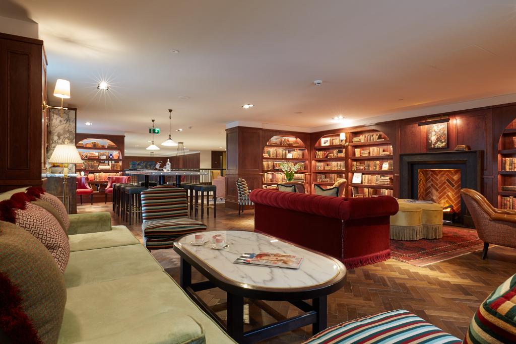 hotel in cambridge meeting rooms