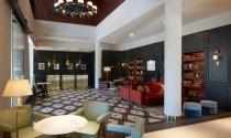 Reception Clayton Hotel Cambridge