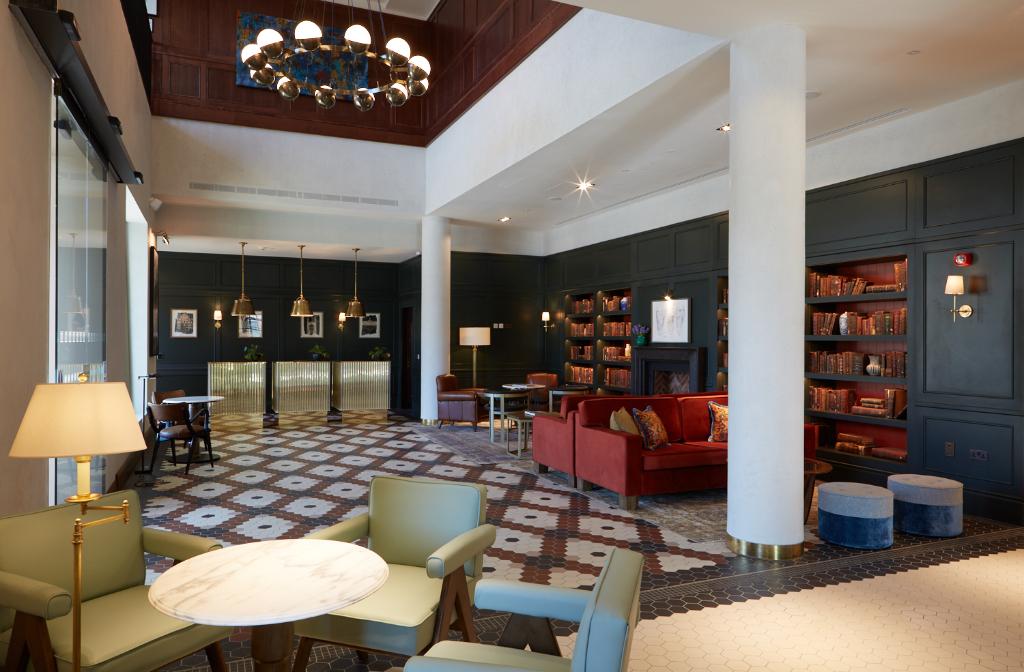 lobby reception clayton hotels