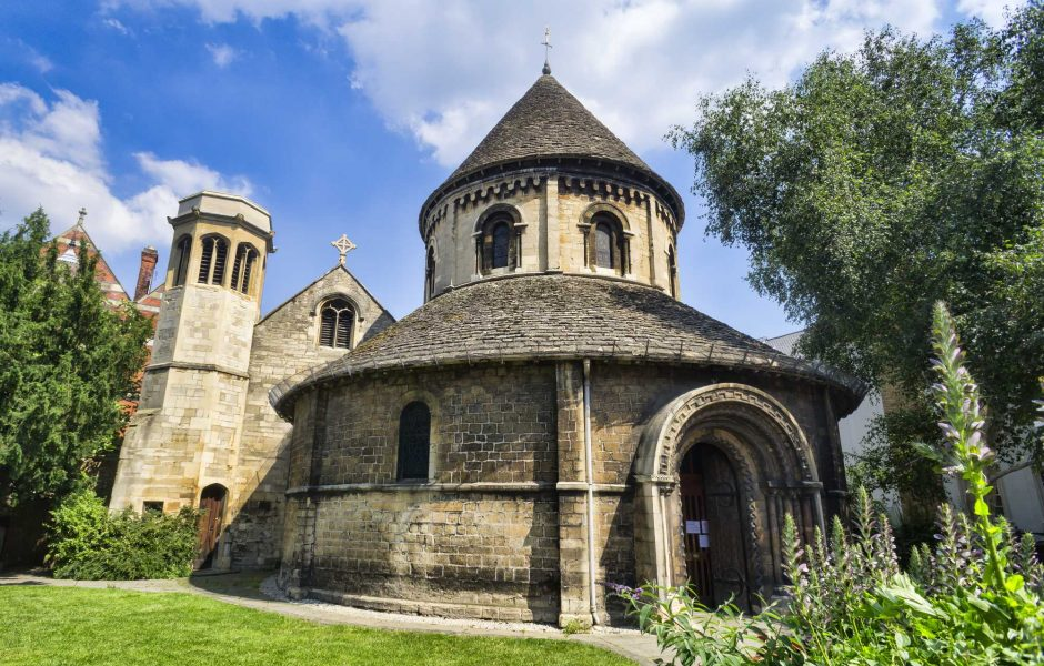 hotels near historic churches of cambridge