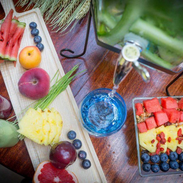 healthy hotel breakfast cambridge
