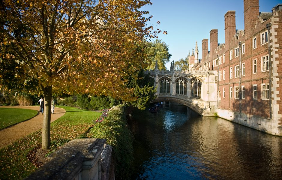 bridge of st johns cambridge