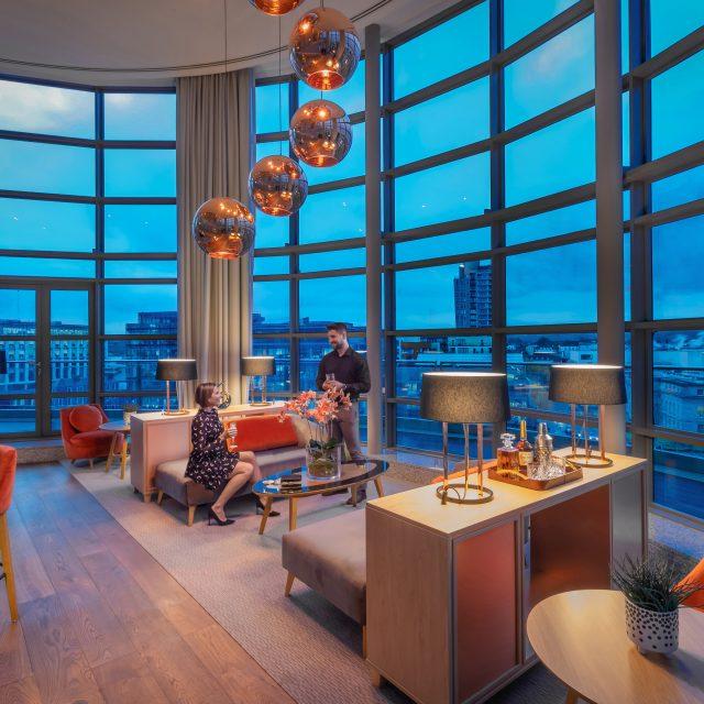 penthouse suite cork