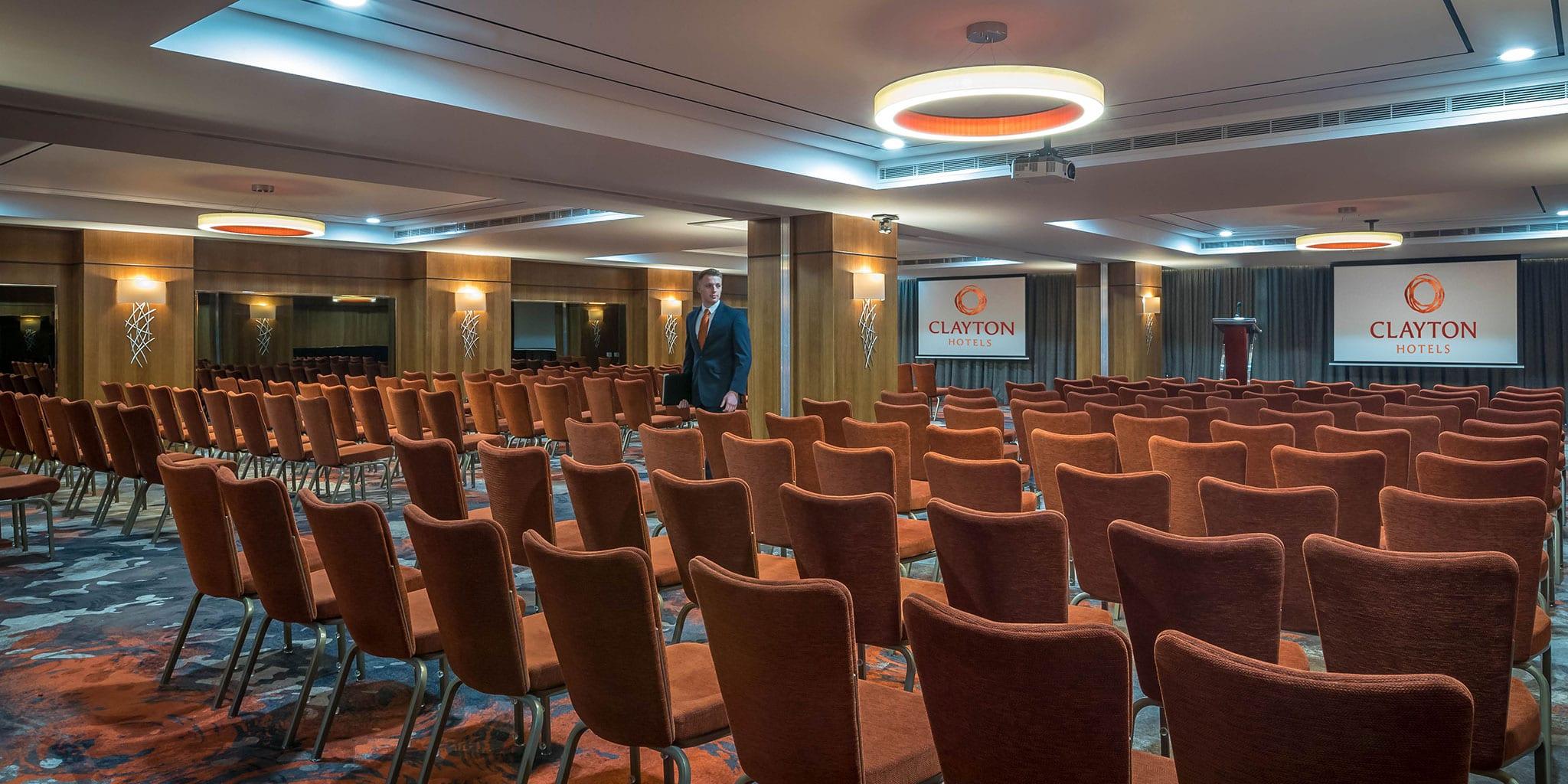 Meetings Venue in North Dublin | Clayton Hotel Dublin Airport