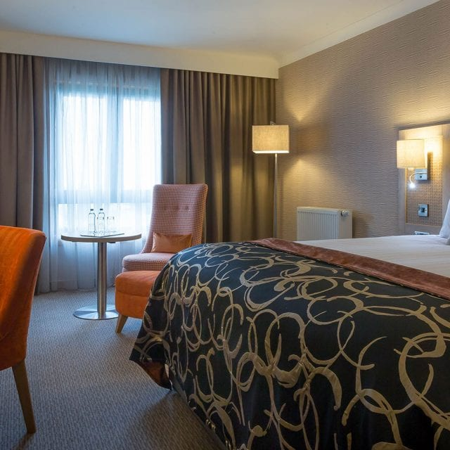 Rooms: 4 Star Clayton Hotel Dublin