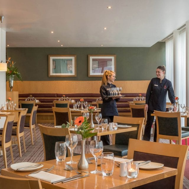 restaurant in dublin 2
