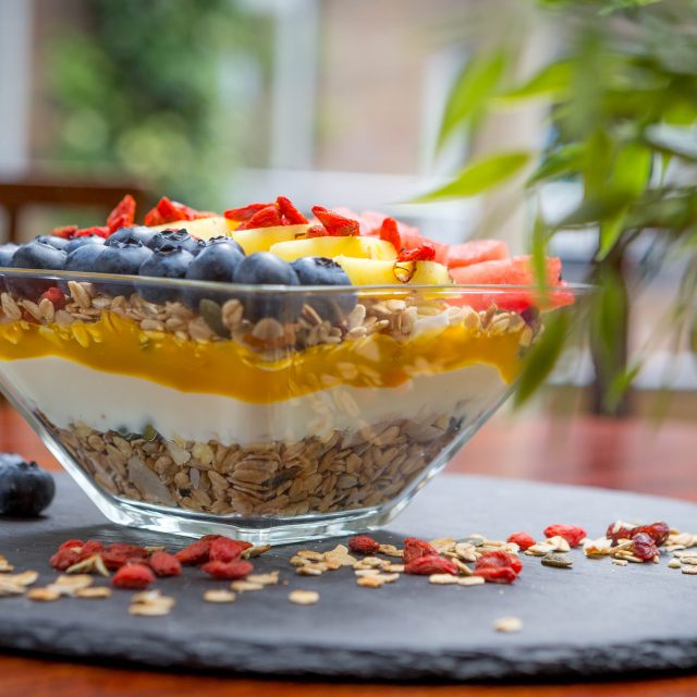 Signature vitality breakfast