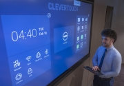 Clevertouch Technology – Clayton Cardiff Lane Conference Dublin