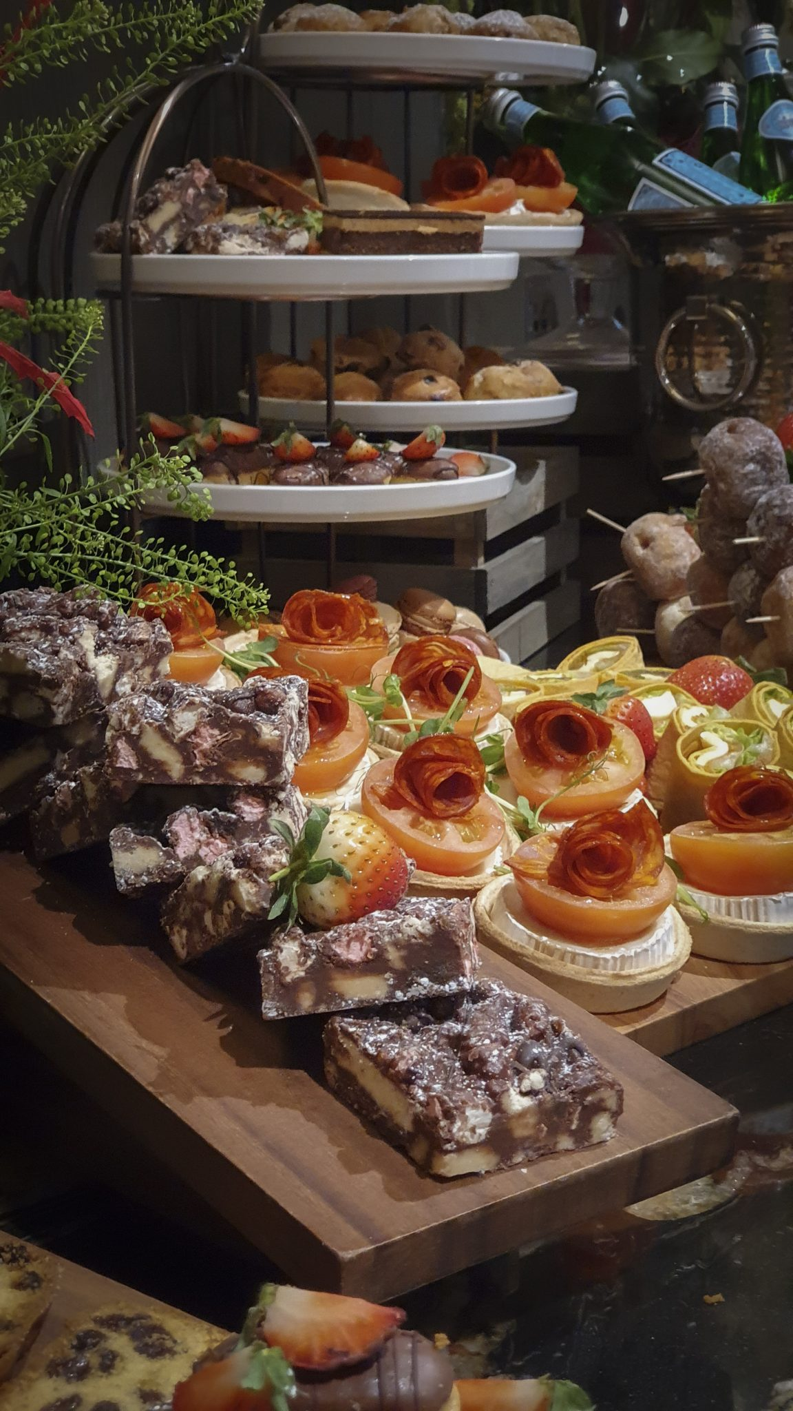 Conference & Meetings buffet options – Clayton Cardiff Lane Conference Dublin