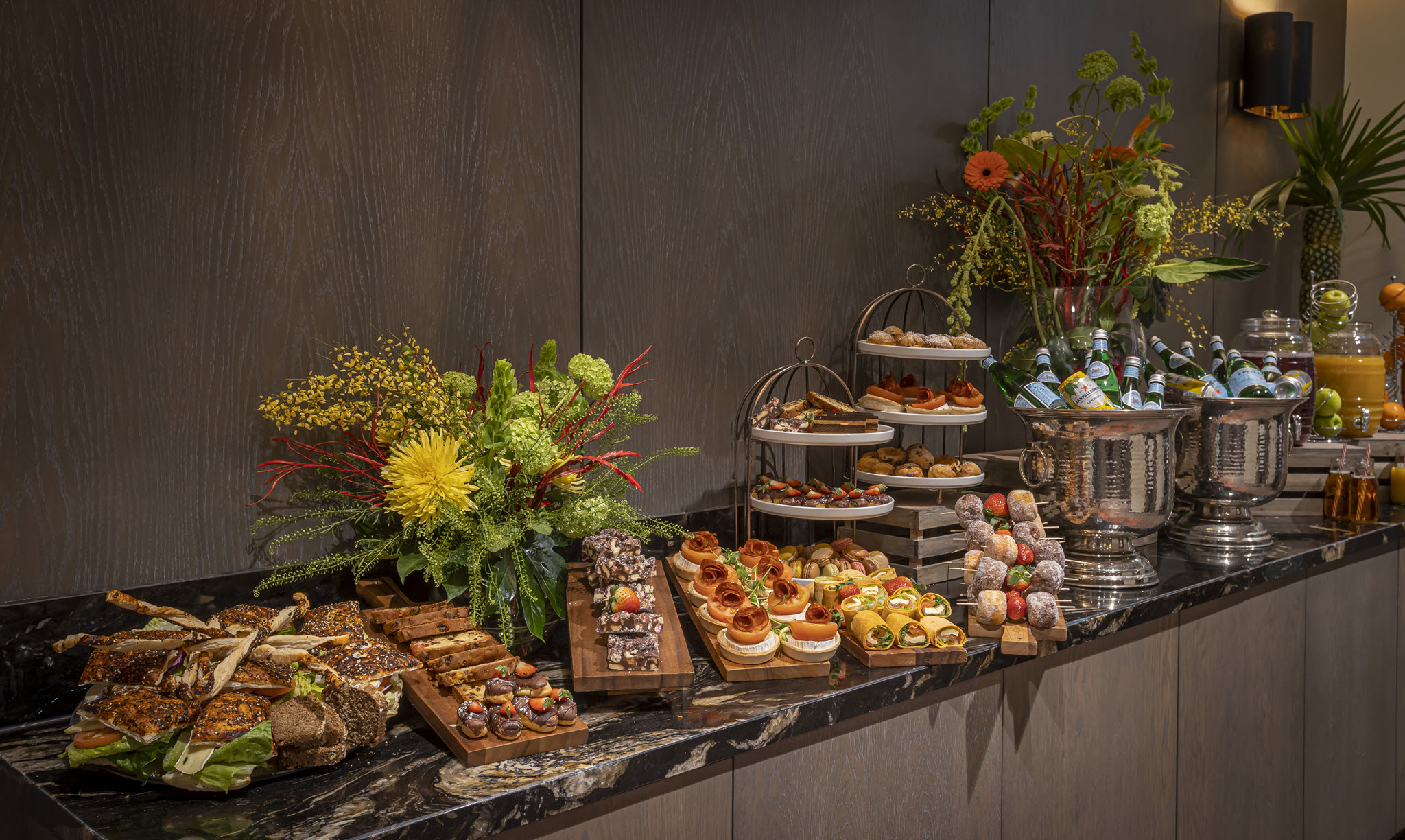 Conference catering – Clayton Cardiff Lane Conference Dublin