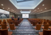 Grand Canal Conference Suite Theatre Set Up – Clayton Cardiff Lane Conference Dublin