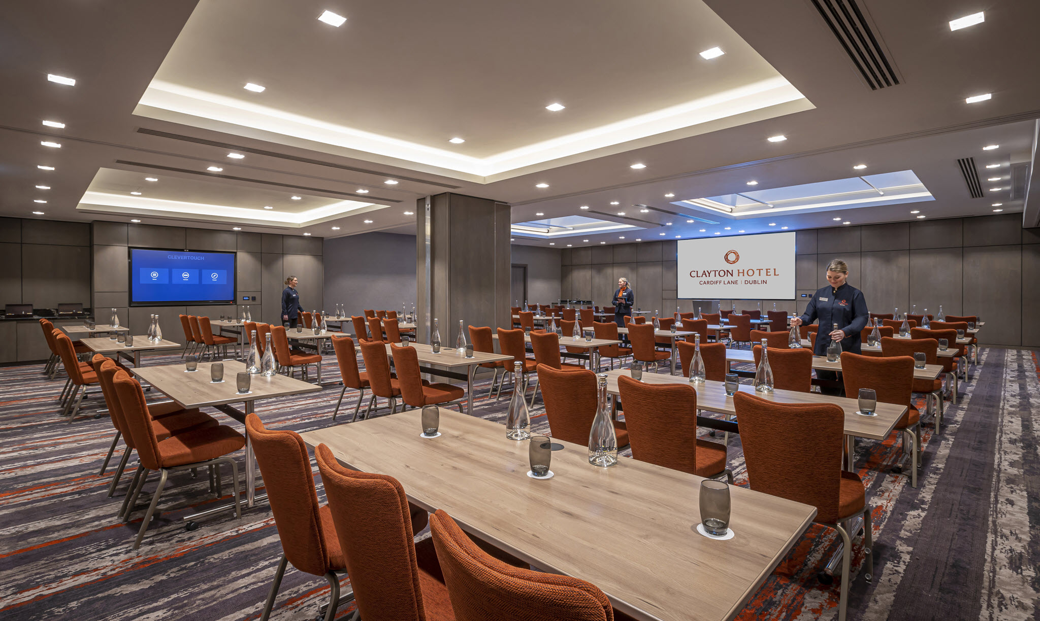 Grand Canal Suite – Clayton Cardiff Lane Conference Dublin