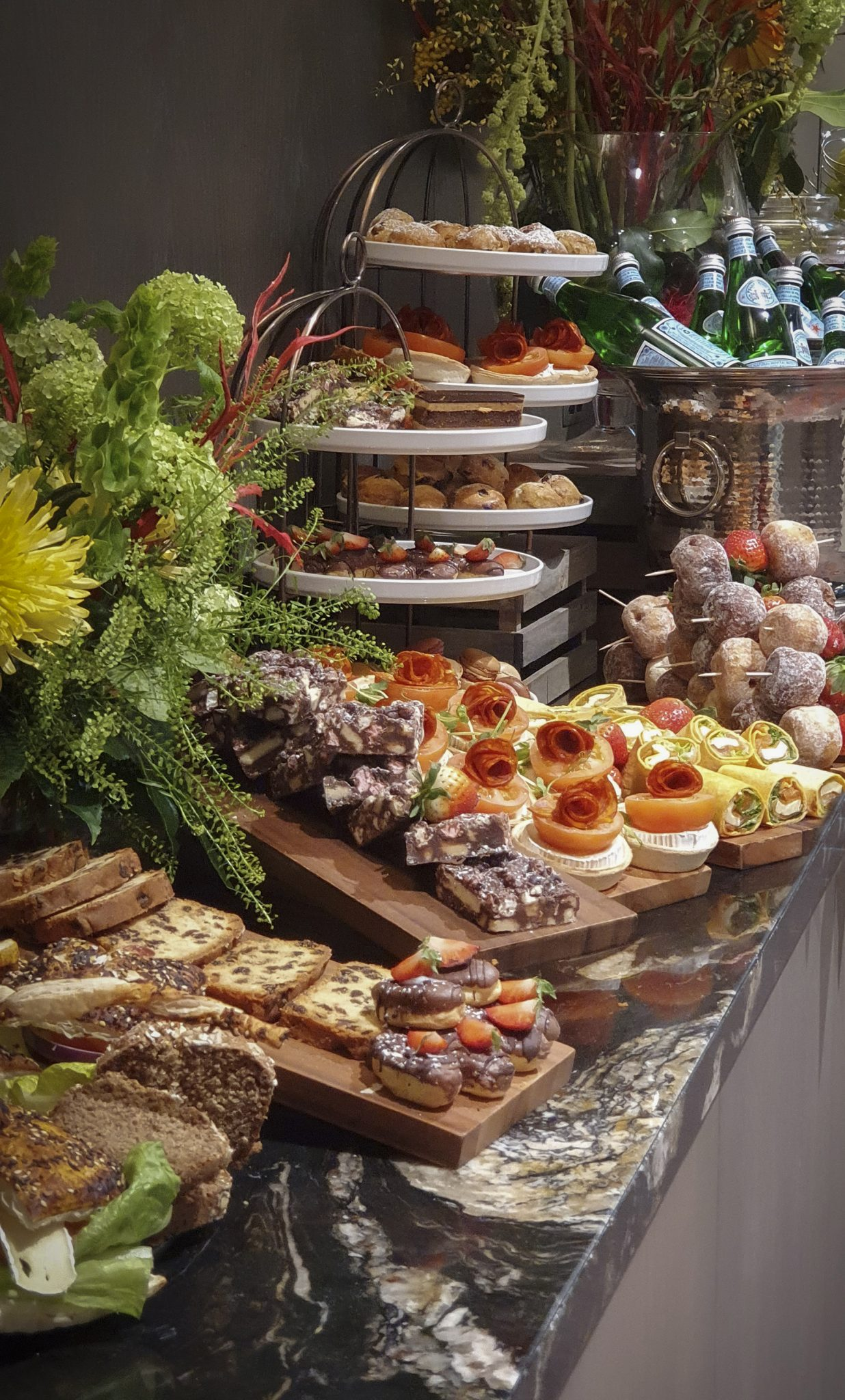 Meetings buffet options – Clayton Cardiff Lane Conference Dublin