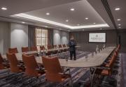 Pearse Suite UShape Set Up – Clayton Cardiff Lane Conference Dublin