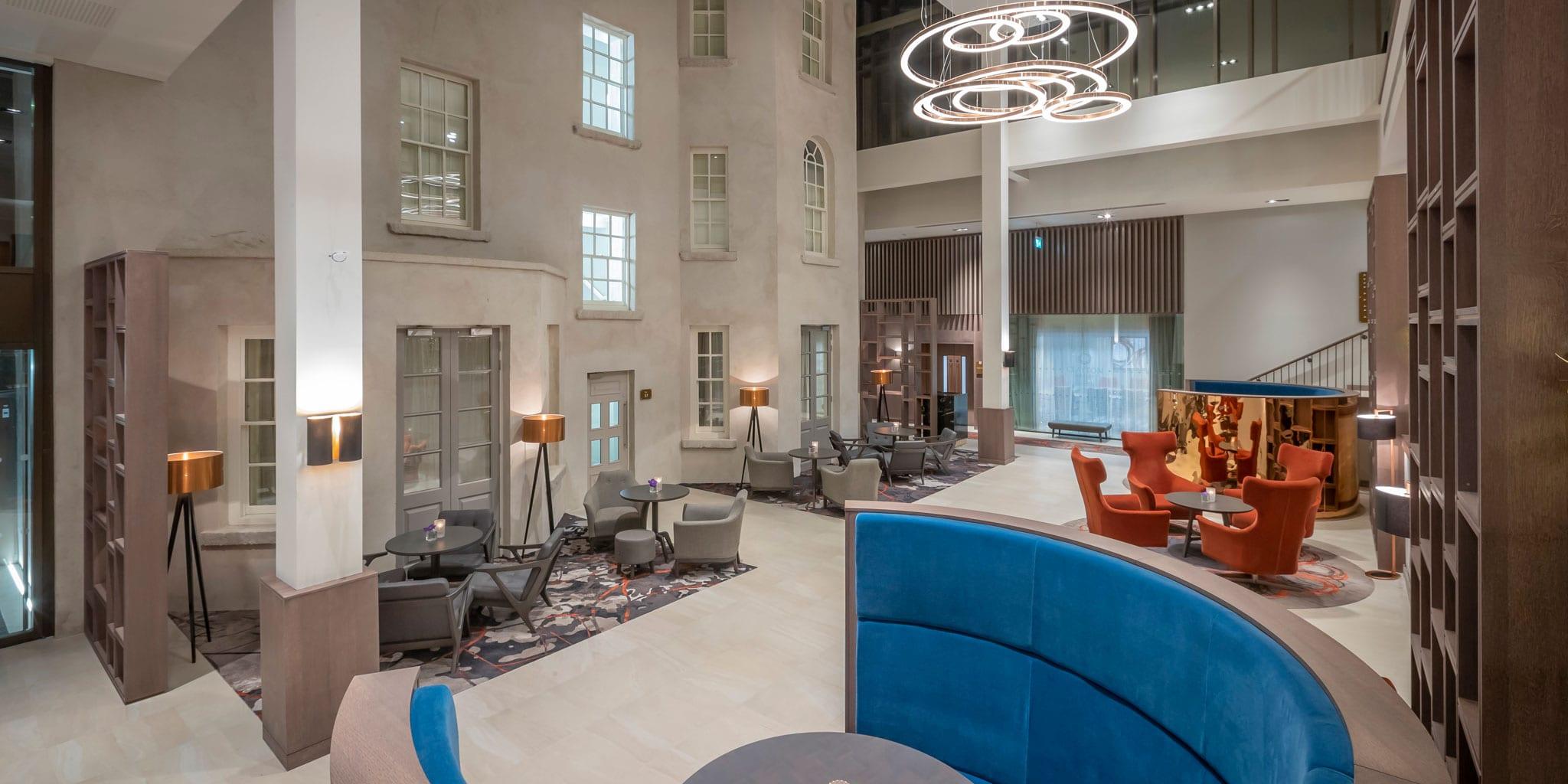 Hotel in Dublin City Centre | 4-Star Clayton Hotel
