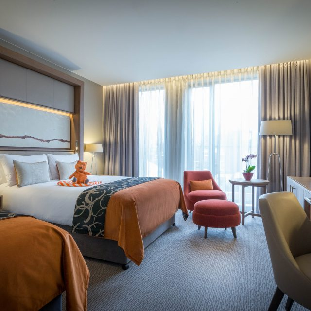 family room at Clayton Hotels Leopardstown
