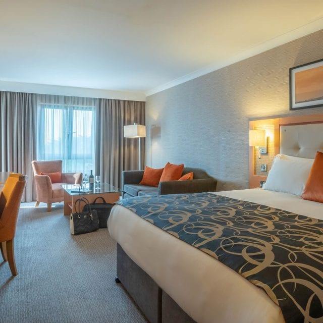 Junior Suite At Clayton Hotel Leopardstown