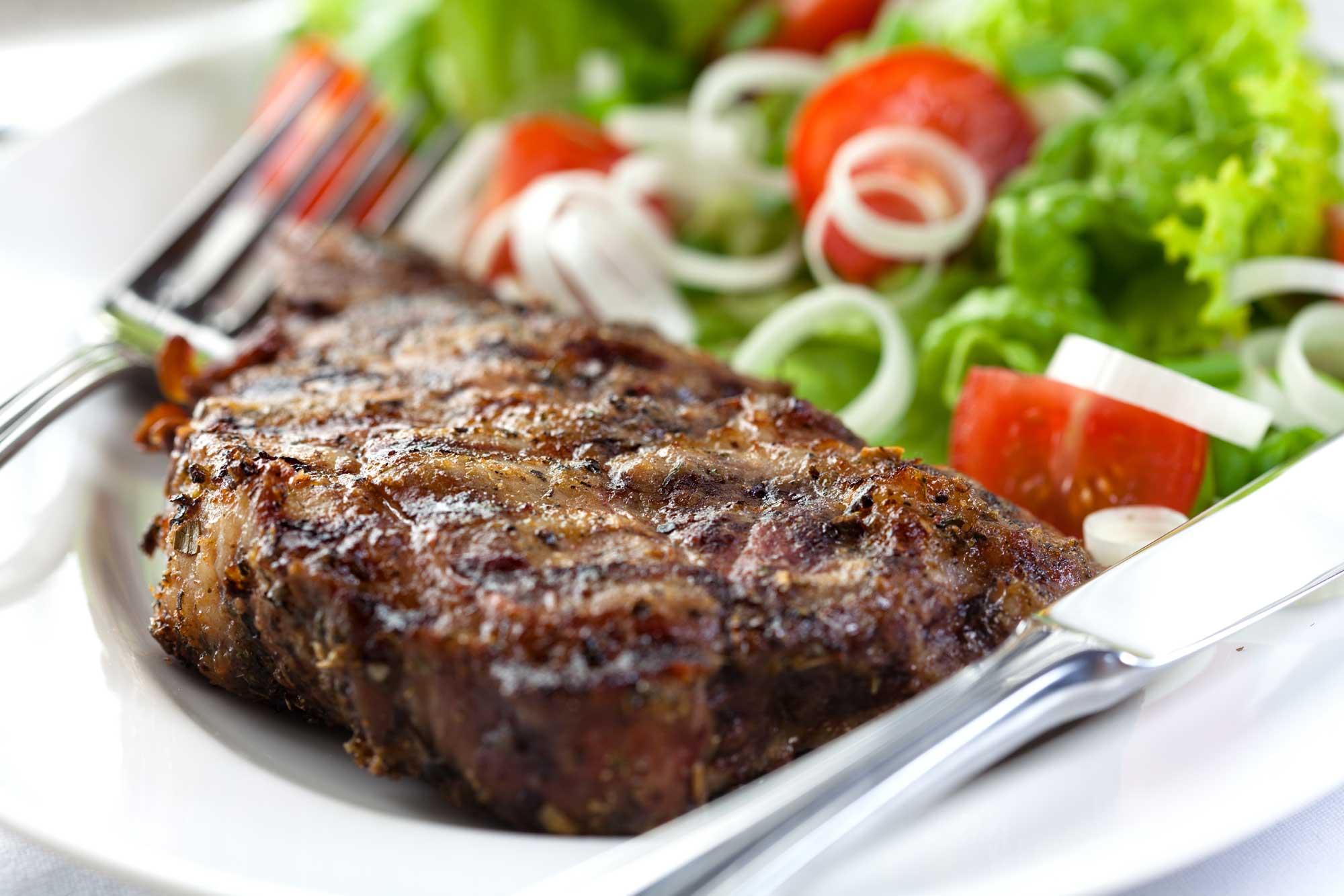 Clayton hotels grilled steak