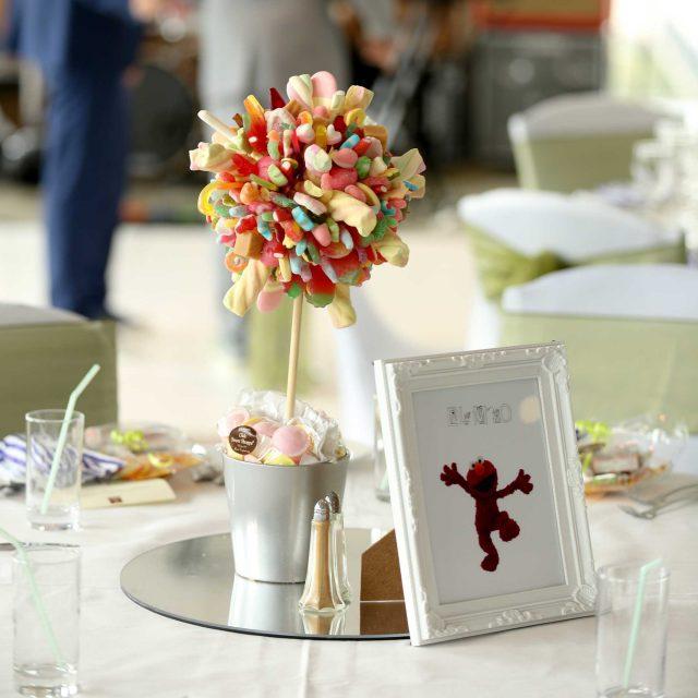 centre table wedding clayton hotel limerick