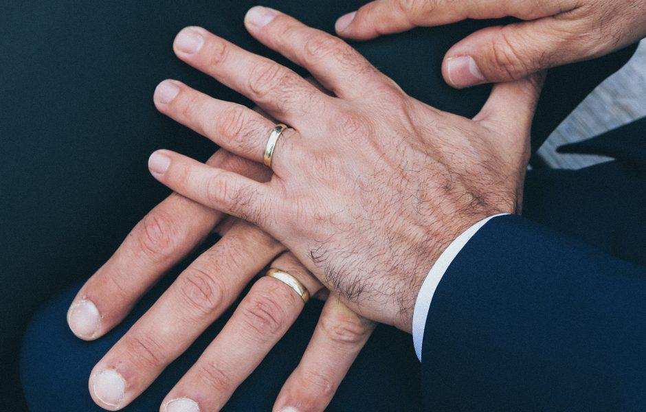 Same sex wedding Limerick
