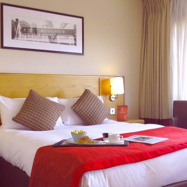 executive hotel suite london