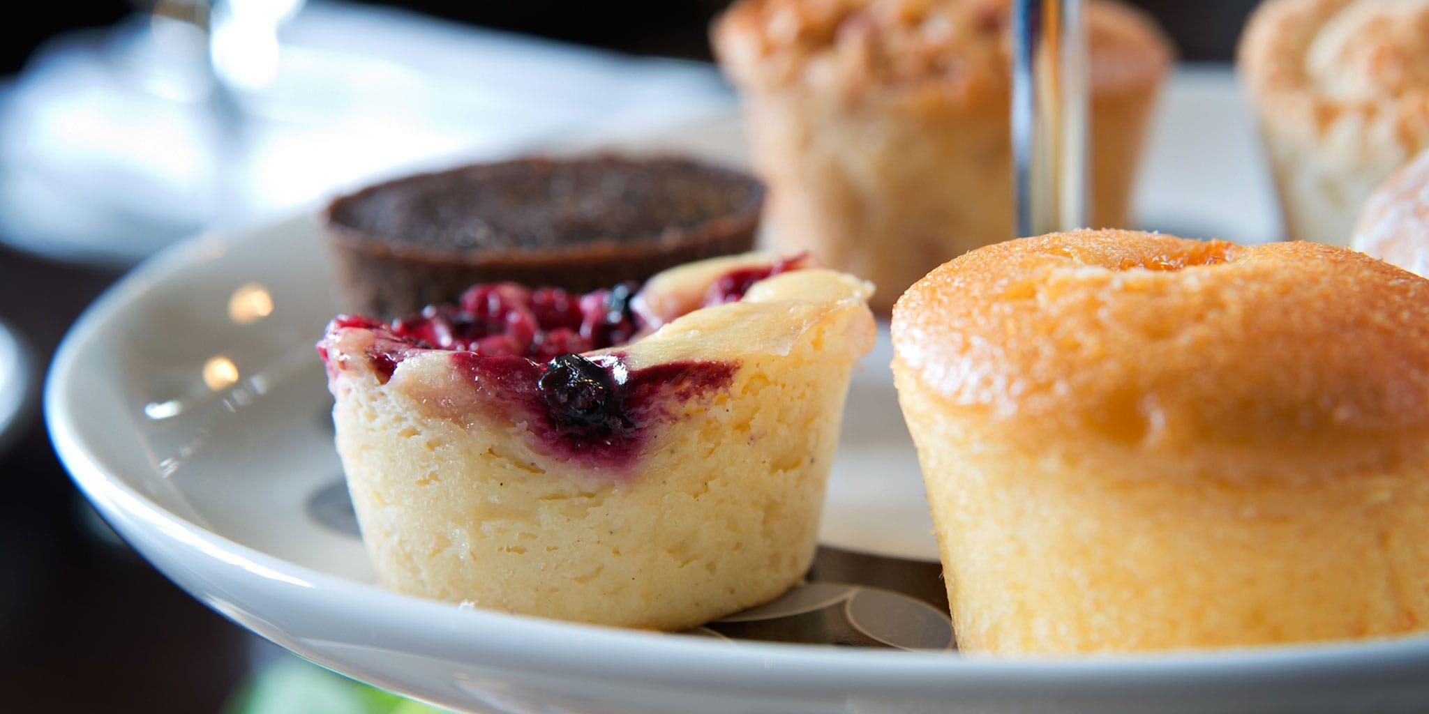 Afternoon-Tea-Cakes-Clayton-Crown-Hotel