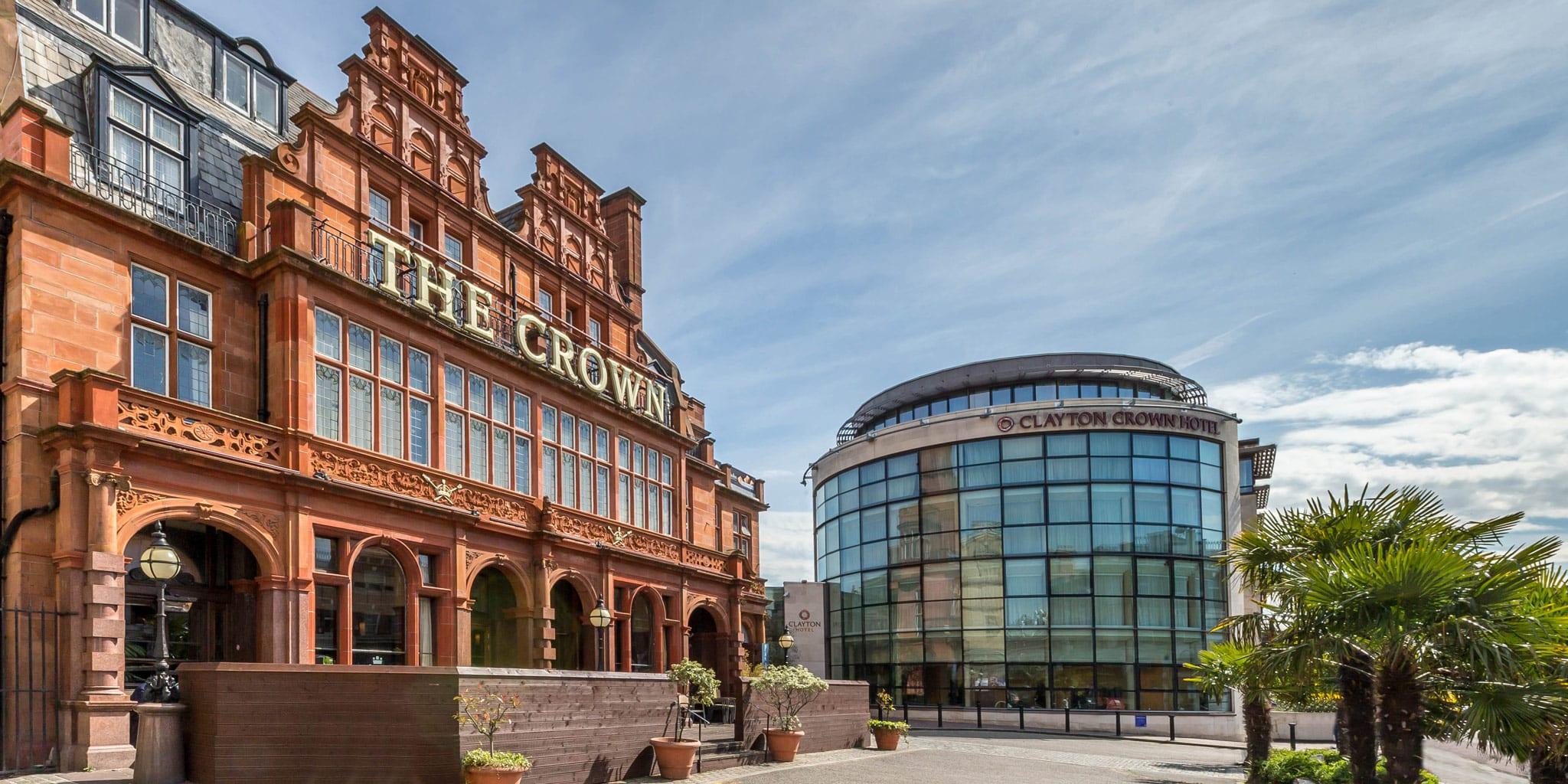 Exterior-Clayton-Crown-Hotel