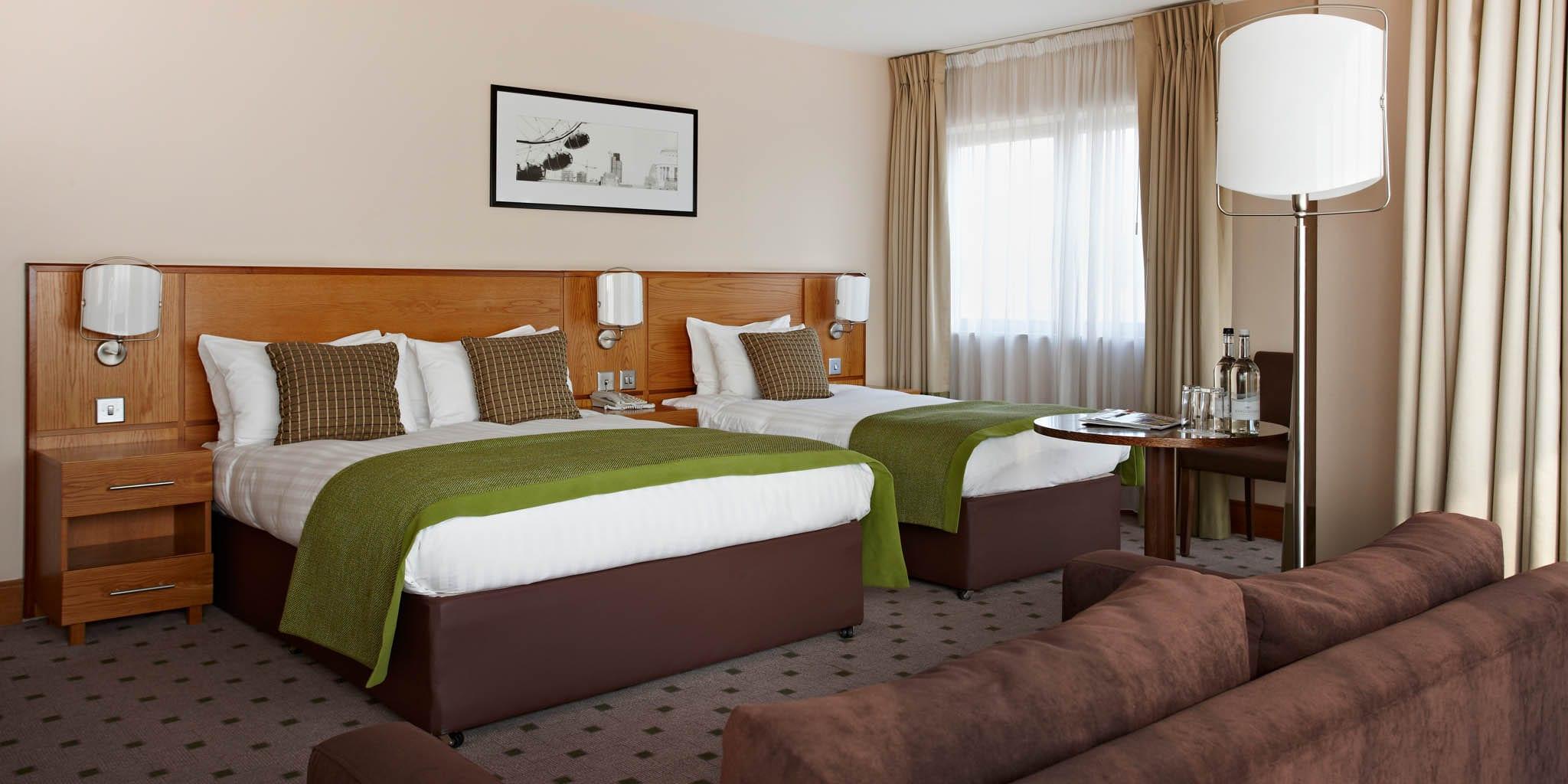 family hotel london