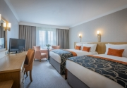 Family rooms at Clayton Hotel Manchester