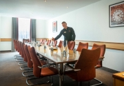 Boardoom meeting Clayton Hotel Manchester Airport