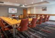 Clayton Hotel Manchester Airport meeting room ushape layout