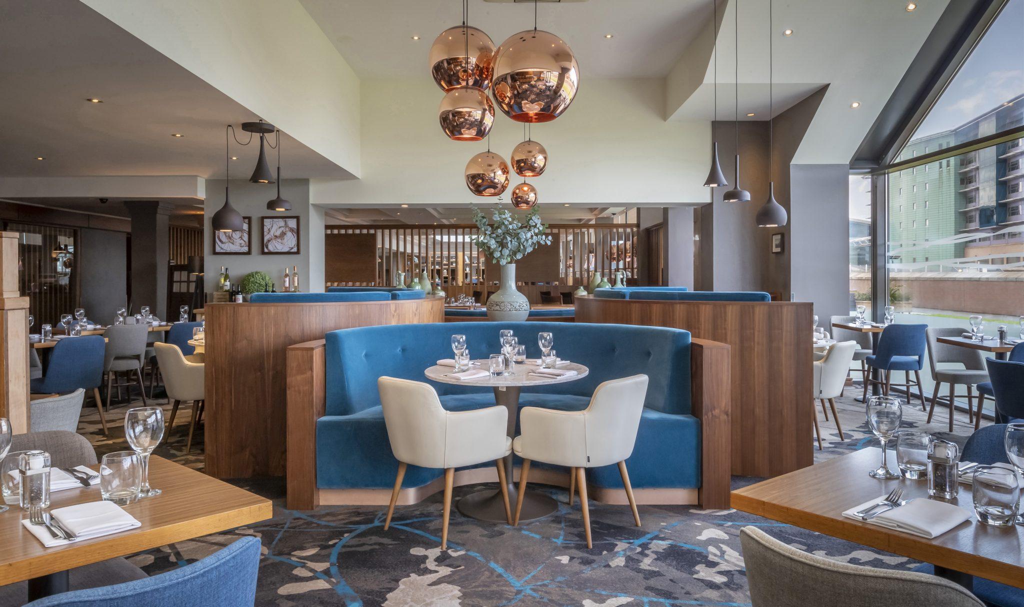 Restaurant at Clayton Hotel Manchester