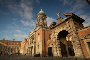 hotels near dublin castle