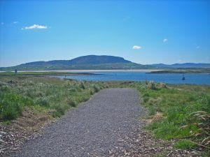 rosses point coastal walk Co. Sligo