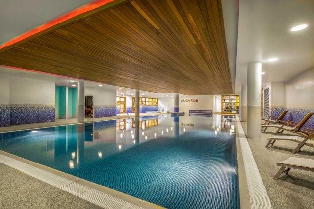 swimming pool clayton hotels