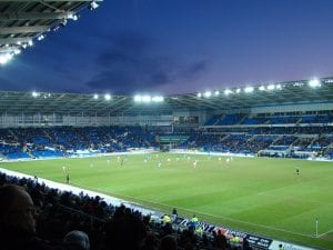 hotels near cardiff city stadium