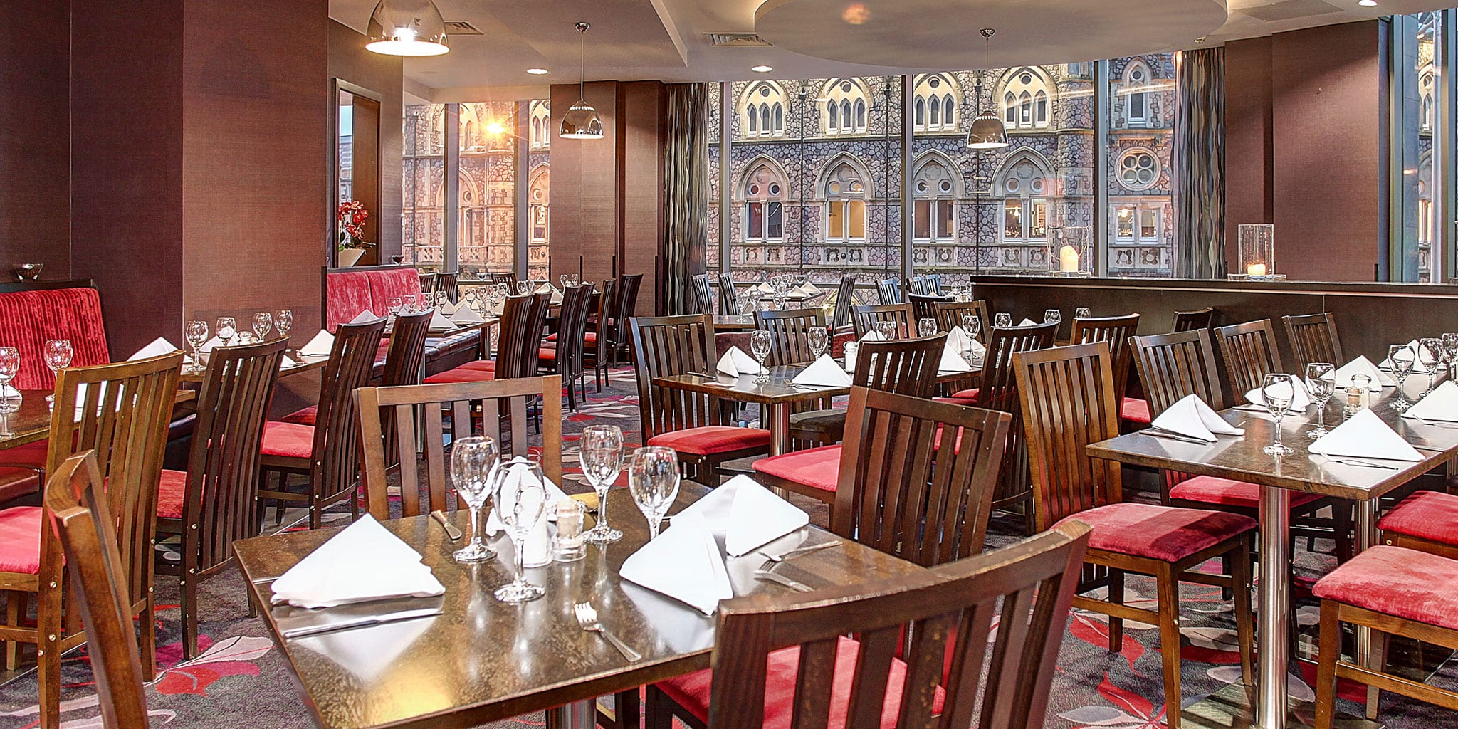 The View Restaurant in Cardiff   Clayton Hotels