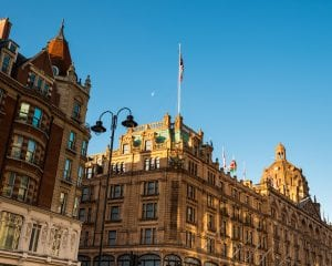 harrods near clayton hotel knightsbridge