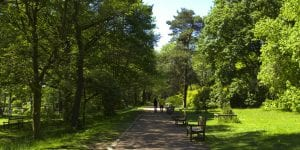 hotels near roundhay park