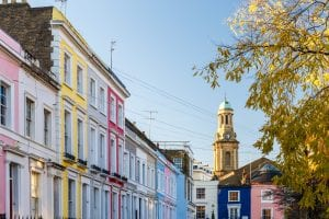 hotels near notting hill