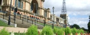 hotels near alexandra palace london