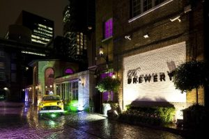 hotel near the brewery london