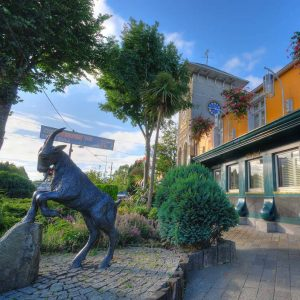 hotels near the goat bar dublin
