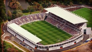top view of pairc ui chaoimh