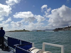 dalkey island in dublin bay cruises