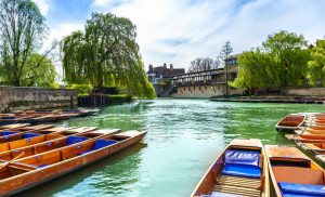 Cambridge punting centre